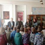 Το Δημαρχείο Εορδαίας επισκέφθηκαν μαθητές  του 6ου Δημοτικού Σχολείου  Πτολεμαϊδας στα πλαίσια του πανελληνίου προγράμματος εθελοντισμού «Νοιάζομαι και Δρω»