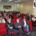 kozan.gr: Γ. Ρωμανιάς απ' την Κοζάνη: «Μειώσεις μέχρι και 18% στις συντάξεις, απ' τον Ιανουάριο του 2019» (Φωτογραφίες & Βίντεο)