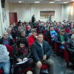 kozan.gr: Με διαφωνίες, αλλά χωρίς τα «παρατράγουδα» της προηγούμενης φοράς, ξεκίνησαν οι εργασίες του επαναληπτικού 35ου Εκλογοαπολογιστικού Συνεδρίου του Εργατικού Κέντρου Ν. Κοζάνης  (Βίντεο 9′ & Φωτογραφίες)