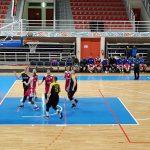 Ξεπάγιασαν παίκτες και θεατές στους ημιτελικούς του Final-4 Παίδων ΕΚΑΣΔΥΜ  στο κλειστό της Λευκόβρυσης
