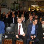 kozan.gr: Μητροπολίτης Σερβίων & Κοζάνης κ.κ. Παύλος στη δημόσια διαβούλευση στην Κοζάνη για το «Σκοπιανό», που διοργάνωσε η Πανελλήνια Ομοσπονδία Πολιτιστικών Συλλόγων Μακεδόνων: «Αν σήμερα υπογράψουν θα είναι εθνοπροδότες και τίποτα περισσότερο» (Βίντεο & Φωτογραφίες)