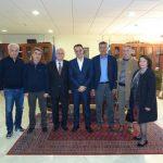 Ο δρόμος Αγίου Γεωργίου Γρεβενών – Γρεβενά  στο επίκεντρο της συνάντησης στην Περιφέρεια Δ. Μακεδονίας (Φωτογραφίες & Βίντεο)