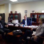 Συναντήσεις του Δ.Σ. του Περιφερειακού Σωματείου Συνταξιούχων ΔΕΗ Α.Ε. Δυτικής Μακεδονίας