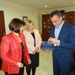 Τον Περιφερειάρχη Δυτικής Μακεδονίας  επισκέφθηκε η Πρέσβειρα της Σλοβακίας (Φωτογραφίες & Βίντεο)
