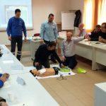 Η εκπαιδευτική ομάδα του ΕΚΑΒ Δ. Μακεδονιας βρέθηκε στην ΔΕΚΠ/ΣΤΕ Καρδιάς για να εκπαιδεύσει εργαζόμενους της ΔΕΗ