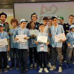 ΑΡΣΙΣ Κοζάνης: Ευχαριστίες για τη συμμετοχή μας στο διαγωνισμό ρομποτικής FLL 2018