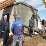 Σήμερα Πέμπτη η αποκατάσταση της υδροδότησης του Μικροβάλτου – Τοποθετήθηκε χθες η καινούργια πομόνα