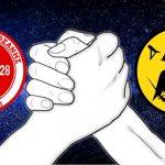 Στην Κοζάνη,  για το μικρό Αλέξανδρο, οι παλαίμαχοι της ΑΕΚ Αθηνών