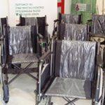Πτολεμαΐδα: Ομογενείς από την Ελβετία προσέφεραν αναπηρικά αμαξίδια