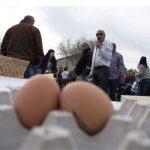 Διαγωνισμός τσουγκρίσματος αυγών, πραγματοποιήθηκε, την Τρίτη 10 Απριλίου 2018, στη Νεράιδα του δήμου Σερβίων – Βελβεντού (Φωτογραφίες)