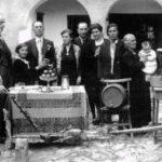 Ένα ιστορικό Πάσχα στην αυλή του Αρχοντικού Ι. Ρώμπαπα (της Φανής Φτάκα)