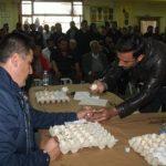 Με έντονο ανταγωνισμό οι αβγομαχίες, στον ποντιακό σύλλογο Αγίου Δημητρίου – Ρυακίου Κοζάνης (Φωτογραφίες)