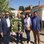 kozan.gr: Το Αναστάσιμο μήνυμα μετέφεραν, σήμερα Πάσχα, σ' όλο το χωριό, οι κάτοικοι του Τοπικού Διαμερίσματος Πρωτοχωρίου (Φωτογραφίες)