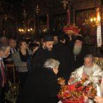 kozan.gr: Πραγματοποιήθηκε, σήμερα Κυριακή του Πάσχα (8/4), ο καθιερωμένος Εσπερινός της Αγάπης στον Ι. Καθεδρικό Ναό Αγίου Νικολάου Κοζάνης – Αβγά και τσουρέκια μοίρασε στους πιστούς ο Μητροπολίτης Σερβίων & Κοζάνης κ.κ. Παύλος (Βίντεο 11′ & Φωτογραφίες)