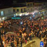 Η Ακολουθία της Αναστάσεως στην κεντρική πλατεία των Σερβίων (Βίντεο & Φωτογραφίες)
