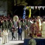 kozan.gr: Η Ακολουθία της Αναστάσεως στην κεντρική πλατεία Κοζάνης, τo Xριστός Ανέστη και το τσούγκρισμα των αβγών (Βίντεο 12′ & Φωτογραφίες)