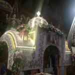 kozan.gr: Κομψοτέχνημα – με χιλιάδες πούλιες – και φέτος ο επιτάφιος του Ιερού Ναού Αγίου Στεφάνου Πτολεμαΐδας – Η διακόσμησή του ξεκινά κάθε χρόνο μετά τα Θεοφάνεια (Βίντεο & Φωτογραφίες)