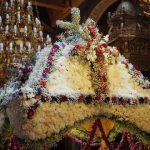 Φωτογραφικά στιγμιότυπα από τον επιτάφιο του Αγίου Αθανασίου Κοζάνης