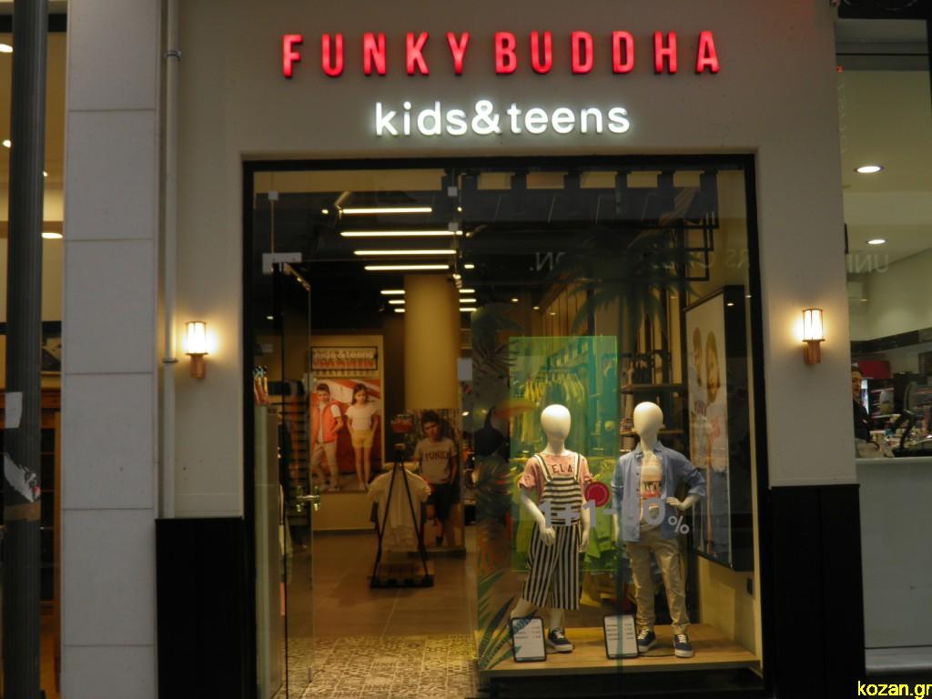 17a82ffb5bd Τώρα και στην Κοζάνη η αλυσίδα ενδυμάτων, ανδρικών, γυναικείων και παιδικών  «Funky Buddha». Από το περασμένο Σάββατο στη οδό Μ. Αλεξάνδρου 25 στην πόλη  μας ...