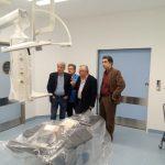 Το Μποδοσάκειο Νοσοκομείο Πτολεμαΐδας επισκέφθηκε τη Μ. Τετάρτη, 4 Απριλίου 2018, ο Βουλευτής Ν. Κοζάνης (ΣΥ.ΡΙΖ.Α.), Γιάννης Θεοφύλακτος