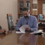 Υπεγράφη το έργο συντήρησης και επισκευής του Ειδικού Σχολείου Κοζάνης από το Δήμαρχο Κοζάνης Λευτέρη Ιωαννίδη (Βίντεο)