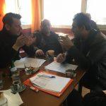 Κτηνοτρόφους της τοπικής κοινότητας Γουλών του Δήμου Σερβίων- Βελβεντού επισκέφθηκε ο πρόεδρος της Κοινωφελούς επιχείρησης Ζυγούρης Φώτης (Δελτίο τύπου)