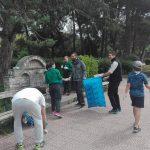 kozan.gr: Φωτογραφίες από τη σημερινή δράση των Προσκόπων Κοζάνης, στην περιοχή του ΟΣΕ, στο πλαίσιο της δράσης Let's Do It Greece (Φωτογραφίες & Bίντεο)