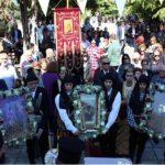 Το «αντάμωμα» τριών ιστορικών εικόνων από το Πόντο, ανάμεσα στις οποίες και η εικόνα του Αγίου Ιωάννη του Βαζελώνα, από τον Αγ. Δημήτριο Κοζάνης