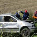 30χρονος γρεβενιώτης ο οδηγός του ΙΧ. που τραυματίστηκε θανάσιμα σε τροχαίο στην στην Εγνατία Οδό