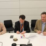 Υπεγράφη διμερής προγραμματική σύμβαση μεταξύ της Εθνικής Βιβλιοθήκης Ελλάδος και της Κοβενταρείου Δημοτικής Βιβλιοθήκης Κοζάνης (Φωτογραφίες)