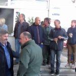 kozan.gr: Μικροένταση στην πύλη του ΑΗΣ Αγ. Δημητρίου όταν εργαζόμενος πέρασε μέσα στο σταθμό και κάποιοι από τους υπολοίπους διαμαρτυρήθηκαν (Βίντεο)