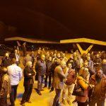 kozan.gr: Ξεκίνησε η απεργιακή κινητοποίηση της ΓΕΝΟΠ/ΔΕΗ –  Μεταμεσονύκτιες φωτογραφίες από την κινητοποίηση στην πύλη του ΑΗΣ Αγ. Δημητρίου