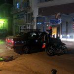 kozan.gr: Τροχαίο ατύχημα στο κέντρο της Κοζάνης – Aυτοκίνητο συγκρούστηκε με μηχανάκι (Φωτογραφίες & Βίντεο)