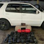 Σύλληψη δύο ατόμων για διακίνηση ακατέργαστης κάνναβης, βάρους 31 κιλών και 944 γραμμαρίων, σε περιοχή της Καστοριάς (Βίντεο & Φωτογραφίες)
