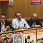 48ωρες επαναλαμβανόμενες απεργίες ξεκινά από τα ξημερώματα της Κυριακής προς Δευτέρα η ΓΕΝΟΠ ΔΕΗ – Τι είπε σε σημερινή συνέντευξη τύπου ο Γ. Αδαμίδης