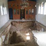 "To ""μυστικό"" στην Εκκλησία του Αγ. Γεωργίου στο Δροσερό Εορδαίας (Φωτογραφίες)"