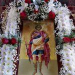 Πρόγραμμα εορτασμού ενοριακού Ι.Ν. Αγίου Γεωργίου Σερβίων