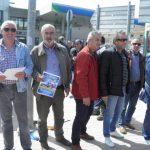 kozan.gr: Κοζάνη: Συνδικαλιστές του σωματείου Εργαζομένων ΔΕΗ «Η Ένωση» μοίρασαν φυλλάδια, σε διερχόμενους οδηγούς, ενάντια στην πώληση λιγνιτικών μονάδων της ΔΕΗ (Φωτογραφίες & Βίντεο)