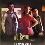 Les Au Revoir,  το μουσικό τρίο με τις lounge διασκευές ρετρό κομματιών, κλείνουν «ΣΟΥΙΤΑ», την Πέμπτη 19/4, στην Κοζάνη