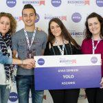 ΕΠΑΛ ΣΕΡΒΙΩΝ: 1η θέση στον όμιλο της και 6η θέση στη γενική κατάταξη η ομάδα στον Πανελλήνιο Μαθητικό Διαγωνισμό Νεανικής Επιχειρηματικότητας (Young Business Talents)