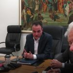 kozan.gr: Θ. Καρυπίδης: «Μη αποδεκτό το νομοσχέδιο (για την ΔΕΗ) από εμάς – Θα πάμε τον αγώνα μέχρι τέλους – Συντασσόμαστε πλήρως με τους εργαζόμενους – έχουν την πρωτοβουλία των κινήσεων – Αν υπάρξει αγοραστής θα παραιτηθούμε» (Βίντεο)