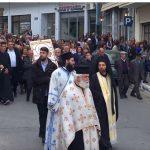 Την εικόνα της Παναγίας της Ελεούσας, από το Μοναστήρι Μικροκάστρου, υποδέχτηκε, την Κυριακή του Θωμά ,η Σιάτιστα (Βίντεο)