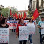 kozan.gr: Συλλαλητήριο και πορεία του ΚΚΕ στους κεντρικούς δρόμους της Κοζάνης με αφορμή τη σημερινή επίθεση στη Συρία, από τις ΗΠΑ, τη Μ. Βρετανία και τη Γαλλία (Βίντεο & Φωτογραφίες)