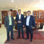 Η νέα Διοίκηση του Εργατικού Κέντρου Κοζάνης  επισκέφθηκε τον Περιφερειάρχη Δυτικής Μακεδονίας