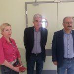 kozan.gr: Tη νέα πτέρυγα του Μποδοσάκειου νοσοκομείου Πτολεμαΐδας, επισκέφτηκε, το μεσημέρι της Παρασκευής, ο δήμαρχος Εορδαίας – Συνάντηση, σύντομα, με την Υπουργό Κοινωνικής Αλληλεγγύης Θ. Φωτίου, με σκοπό την έναρξη λειτουργίας πρότυπου βρεφονηπιακού σταθμού, στο Μποδοσάκειο, μετά το καλοκαίρι  (Βίντεο)