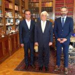 Ο Πρόεδρος της Δημοκρατίας κ. Προκόπης Παυλόπουλος, θα εγκαινιάσει το κτήριο της νέας Βιβλιοθήκης Κοζάνης, στις 10 Οκτωβρίου 2018