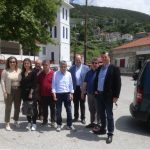 Ευχαριστήριο της Τ.Κ. Μεταξά του δήμου Σερβίων Βελβεντoύ στον Ιατρικό Σύλλογο Κοζάνης