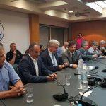 «Έπεσαν» οι υπογραφές για τη νέα ΕΣΣΕ του 2018 στην μητρική ΔΕΗ ανάμεσα στην ΓΕΝΟΠ-ΔΕΗ και τη διοίκηση του Ομίλου