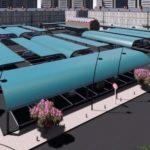 Μια ακόμη πρόταση του Ιορδάνη Καλτσίδη για την περιοχή της λαικής αγοράς στην Πτολεμαΐδα – 3D απεικόνιση (Βίντεο)