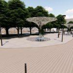 Νέα σχεδιαστική πρόταση, από αναγνώστη του kozan.gr, για την ανάπλαση της κεντρικής πλατείας Πτολεμαίδας (Φωτογραφίες)